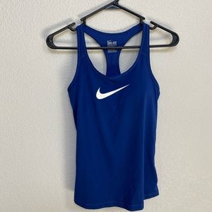 Nike Dri Fit racerback top